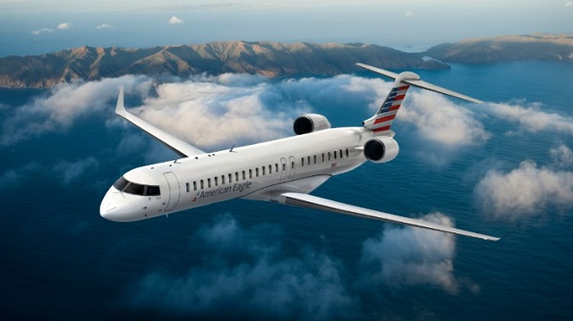 American Airlines CRJ900