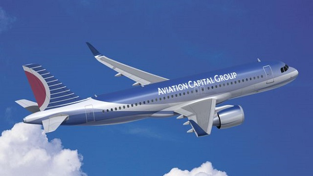 Aviation Capital Group Airbus A320neo