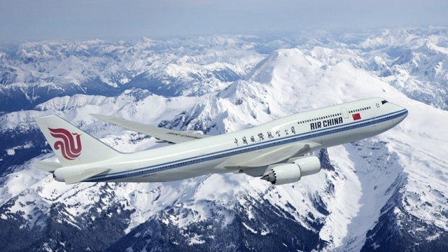 Boeing 747-8I Air China