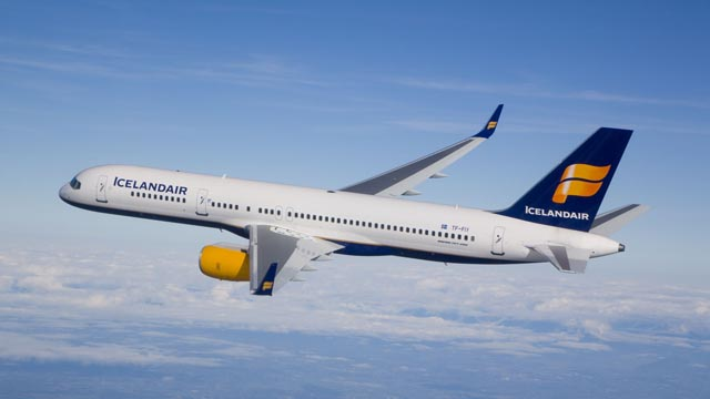 Icelandair Boeing 757-200 with Winglets (Foto