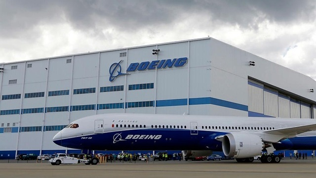 Boeing Werk in Charleston