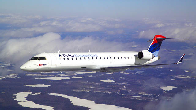 SkyWest Airlines Bombardier CRJ700
