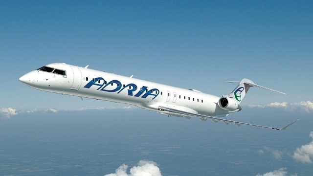 Bombardier CRJ900 Adria Airways