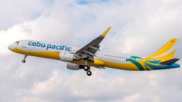 Cebu Pacific Airbus A321ceo