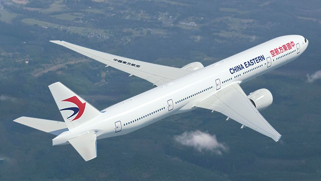 China Eastern Boeing 777-300ER