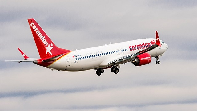 Corendon Airlines Boeing 737 MAX 8