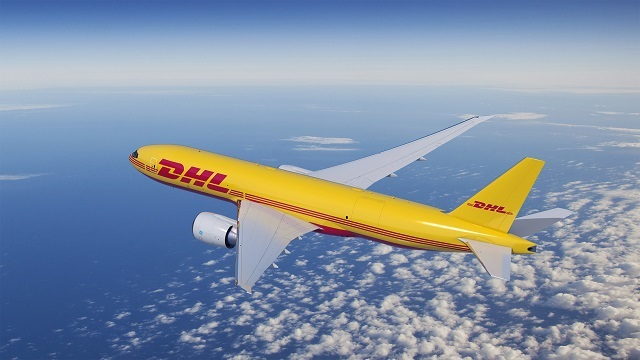 DHL Aviation Boeing 777F