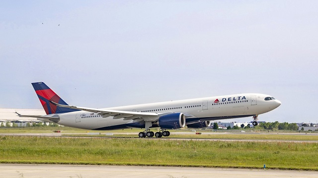 Delta Airlines Airbus A330-900neo