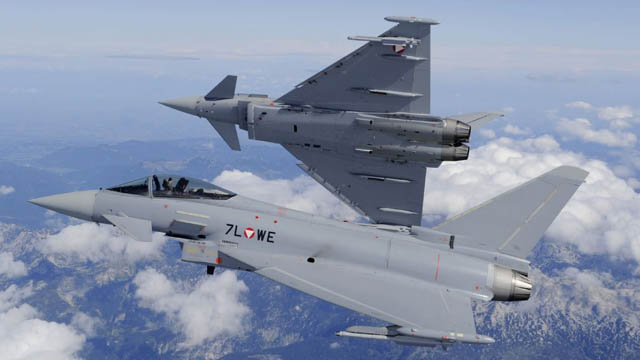 Austrian Eurofighter