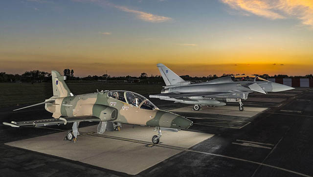 Eurofighter Typhoon für Oman
