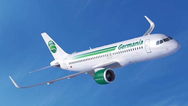 Germania Airbus A320neo