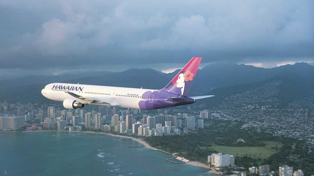 Hawaiian Boeing 767