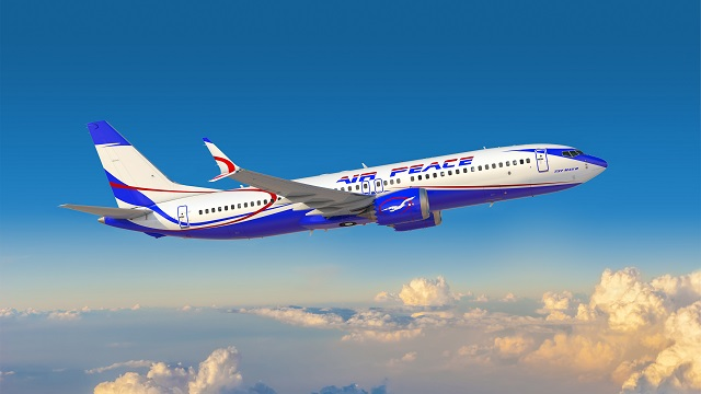 Air Peace Boeing 737 MAX