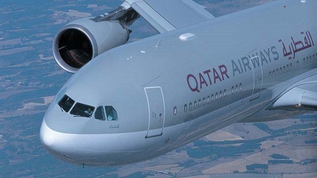 Qatar Airways Airbus A330