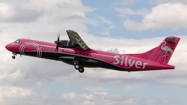 Silver Airways ATR 72-600