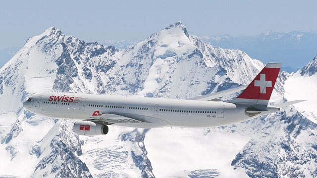 Swiss Airbus A330-300