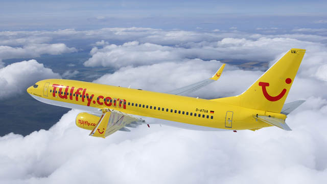 TUIfly Boeing 737