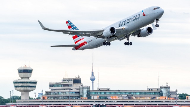 Berlin Tegel American Airlines