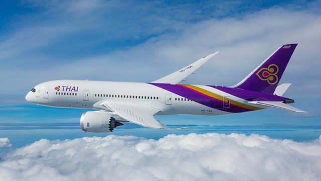 Thai Airways Boeing 787-8