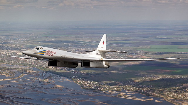 Tupolev Tu-160 (Foto: Russian Air Force)