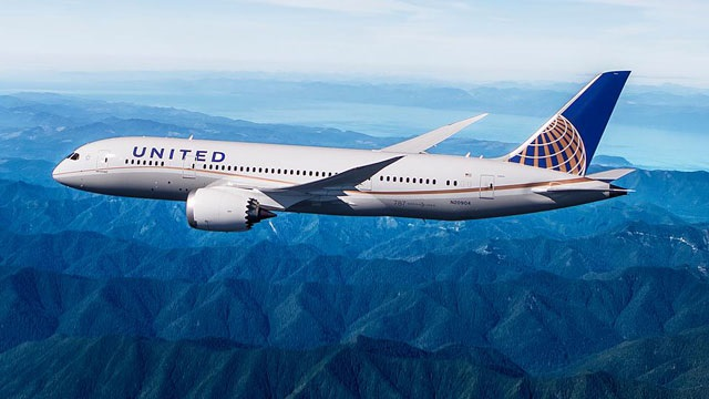 Boeing 787 Dreamliner (Foto: United Airlines)