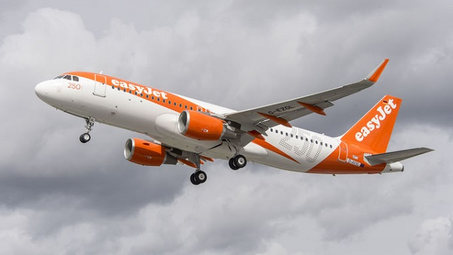 Airbus A320 easyJet
